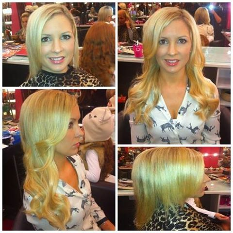 Hairspray Pre Bonded Extensions 60