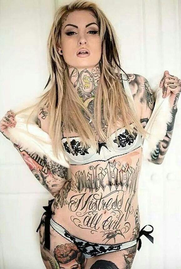 Valerie Cake Tattoo