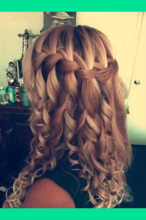 Wedding hair curls S hairstyle bangs bouffant
