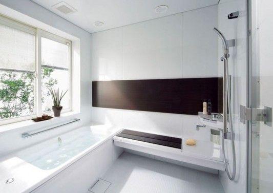 bath/shower wet room (japanese style)  For the Home  Pinterest