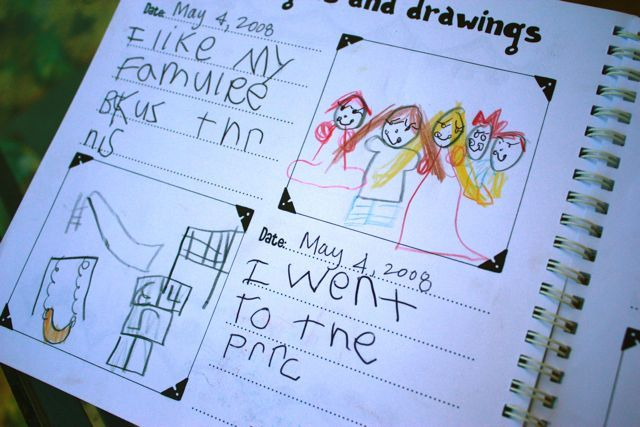 Tips for Journaling with Kids