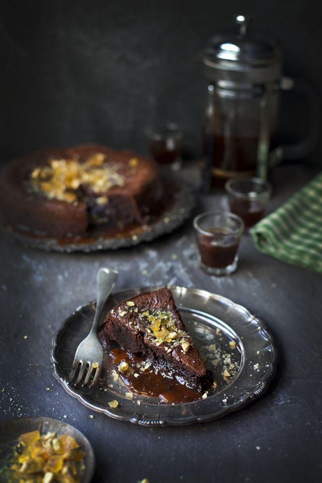 Salted Caramel Peanut Mud Pie... | DonalSkehan.com