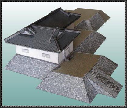 Torrent 30mm Papercraft Buildings Download