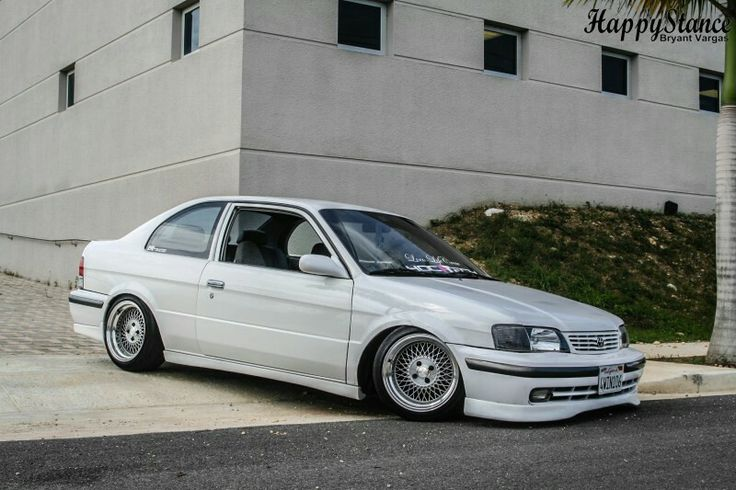 Toyota Tercel Jdm