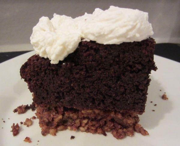 mores brownies | Paleo Brownies | Pinterest