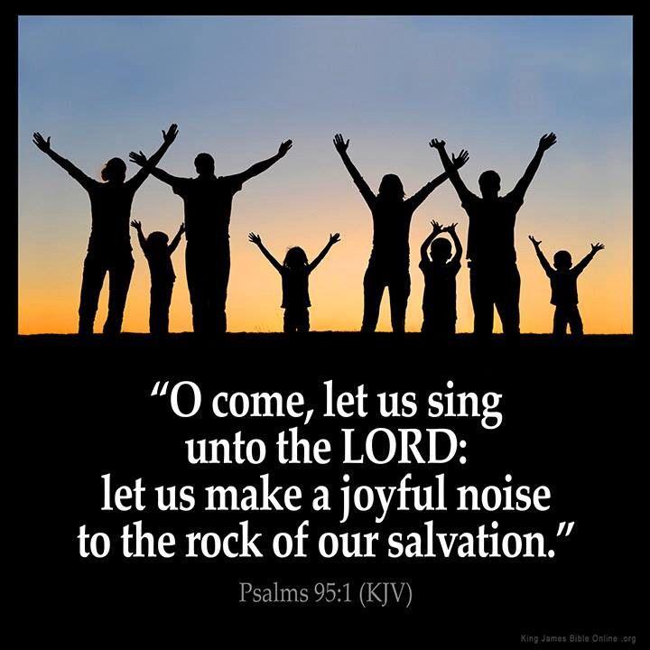 Make A Joyful Noise Quotes. QuotesGram