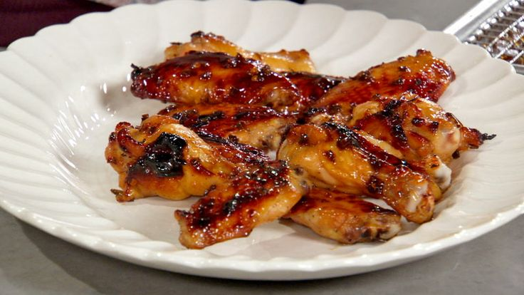 Coca-Cola Glazed Wings Recipe | Cooking | How To | Martha Stewart ...