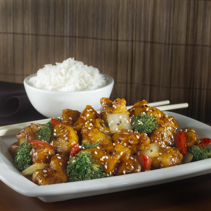 PF Changs Sesame Chicken | Recipes to try | Pinterest