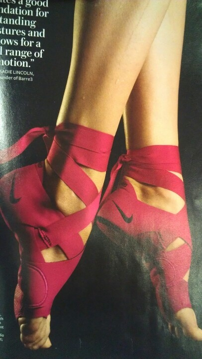 Displaying (15) Gallery Images For Nike Ballet Shoes