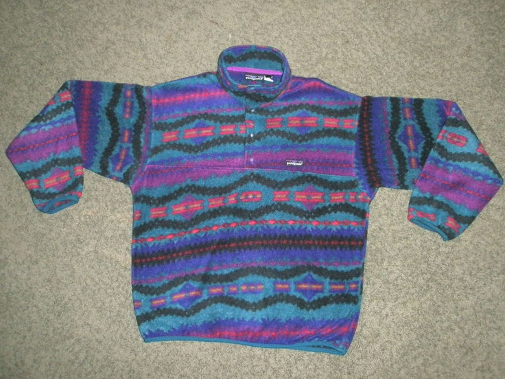 Vintage Patagonia Fleece 91