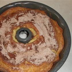 Cinnamon Swirl Bundt Coffee Cake Allrecipes.com