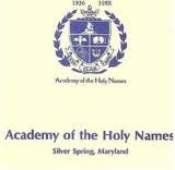 Academy of the Holy Names (Silver Spring, Maryland) - Wikipedia, the free encyclopedia