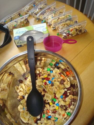 Easy Trail Mix | Foodie! | Pinterest