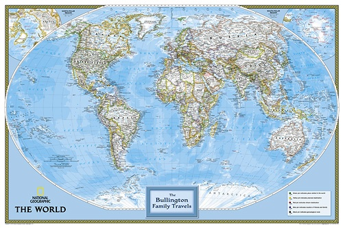12 Best Images About World Maps On Pinterest Wall Maps