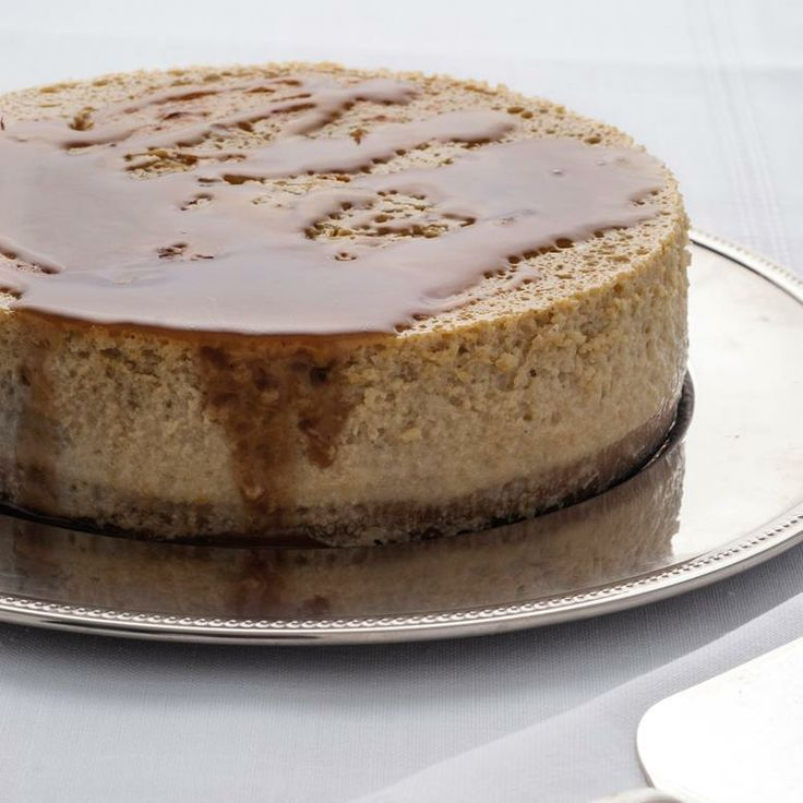 Chestnut Cheese Cake by @Choc O Rock | Delights | Pinterest