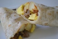 Breakfast Burritos To-go