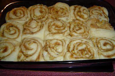 Ooey Gooey Cinnamon Rolls! | Sweet Tea and Cornbread | Pinterest