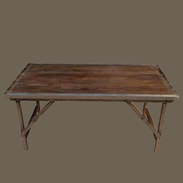 Construire une table basse design - Construire une table basse ...