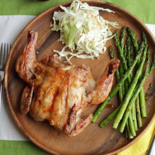 Thai Style Grilled Cornish Hen | Recipes | Pinterest