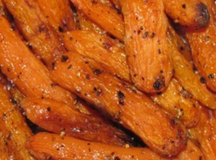 Easter is the perfect time for this #recipe for Honey Roasted Carrots ...