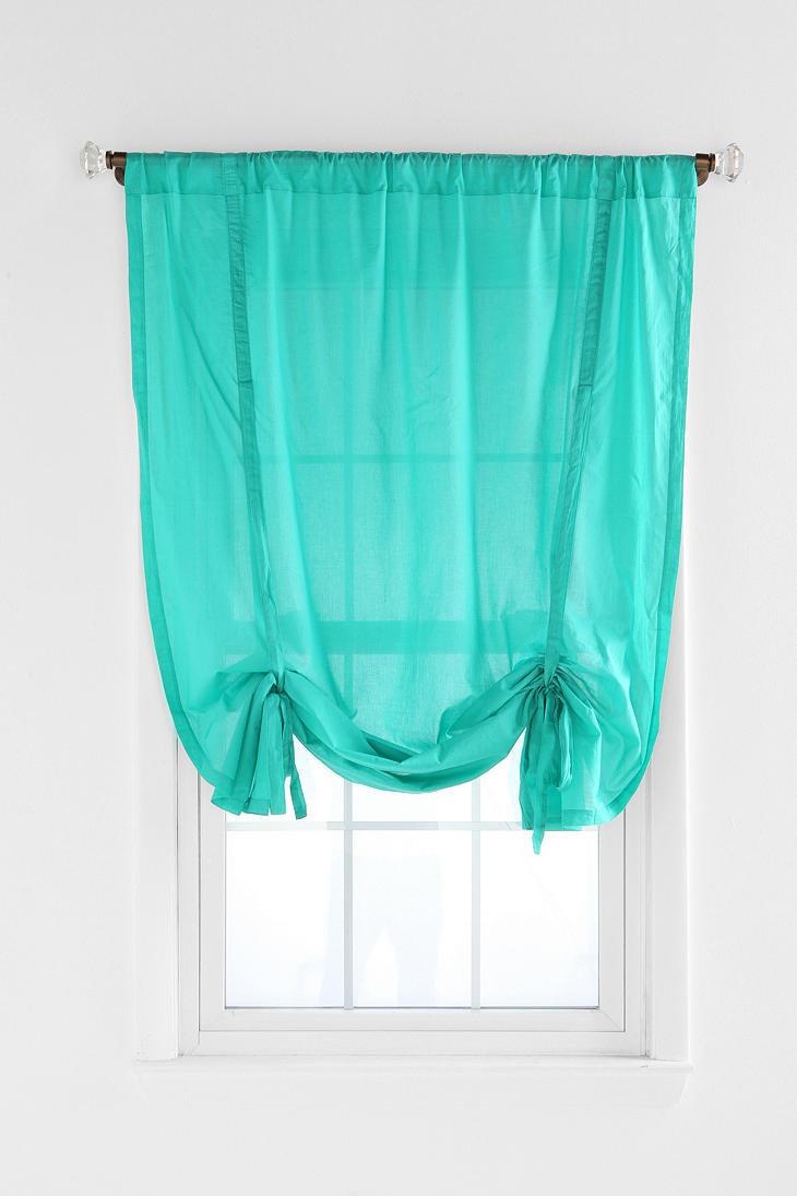 Draped Shade Curtain   Mermish Things   Pinterest
