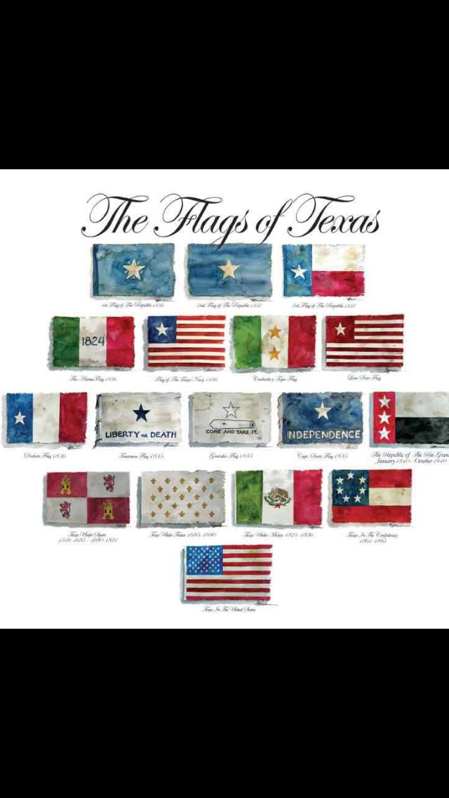 the three flags