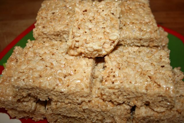 Low Fat Rice Krispy Treats Recipes — Dishmaps