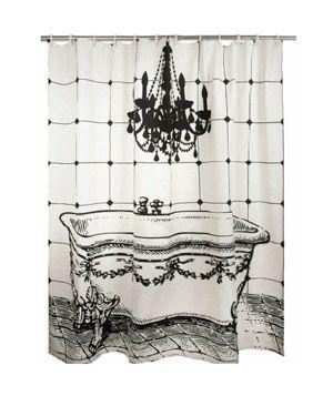 Thomas Paul Luddite Shower Curtain