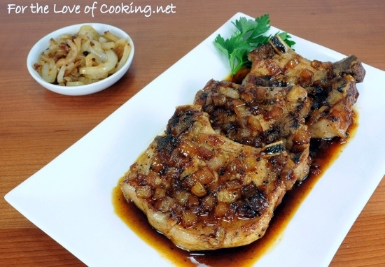 Pork Chops with Maple Sauce | Recipes: Pork | Pinterest