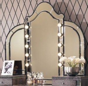 Old Hollywood Vanity Lights : Lighting idea Work: 1920 s / Old Hollywood Glamour Theme Pinterest