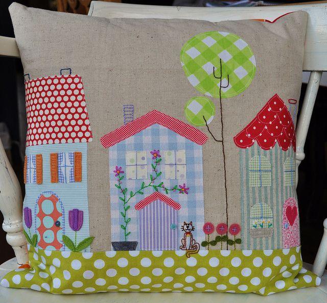 Подушка от Сары | Flickr - Photo Sharing!