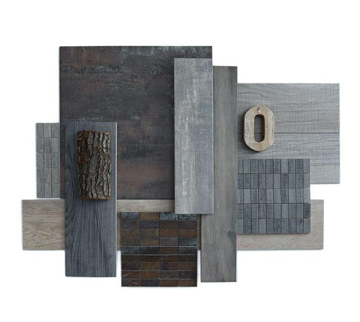 Hg Natuursteen Badkamer ~   gebruik je tegels met een hout look #wooninspiratie #badkamer #karwei