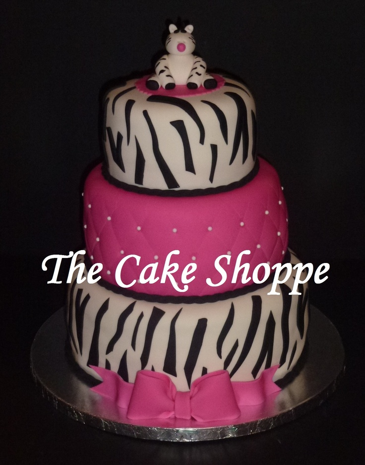 Living Room Decorating Ideas: Pinterest Zebra Baby Shower Cakes