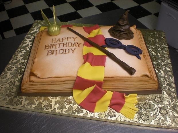 harry potter cake design cake b b enfant baby shower pinterest