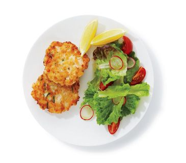 Crispy Shrimp Cakes--Tried this tonight and everyone loved it!!! Even ...