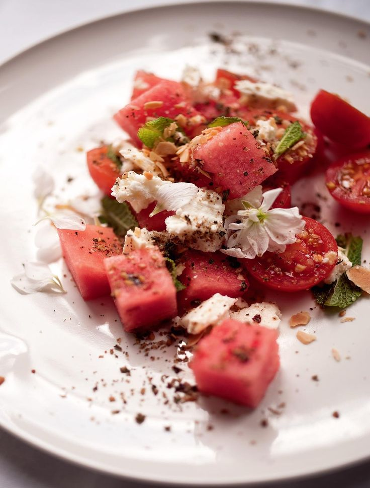 Tomato and Watermelon Salad recommendations