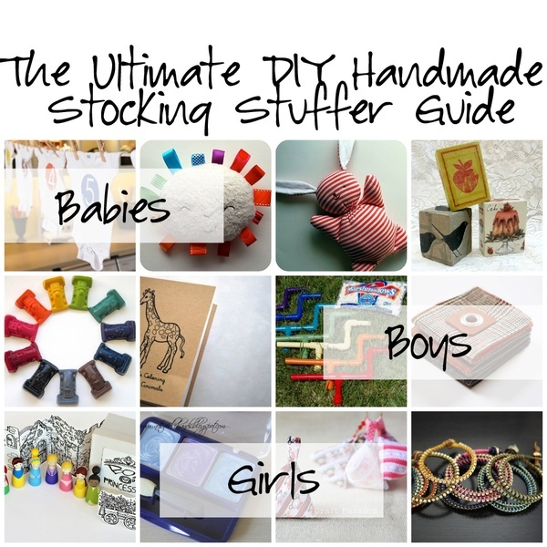 handmade stocking stuffers | Christmas | Pinterest