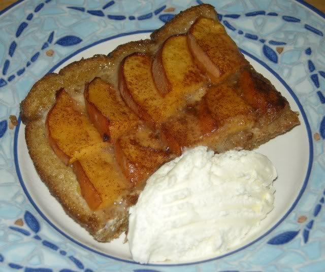 Jolene's Recipe Journal: Peach French Toast bake