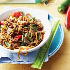 Pork And Bean Stir Fry | Healthy Recipes | Pinterest