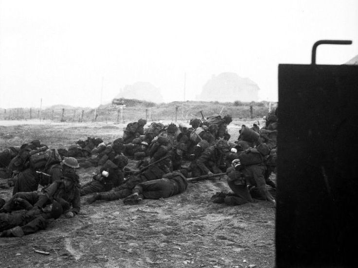 casualties in d day invasion