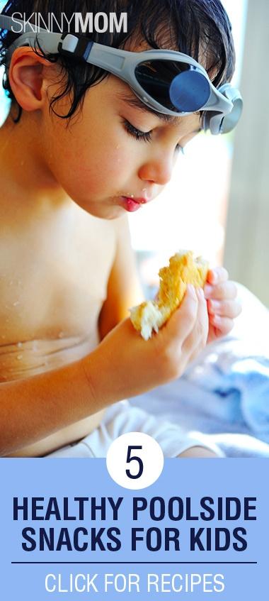 best purses 5 Healthy Poolside Snacks for Kids