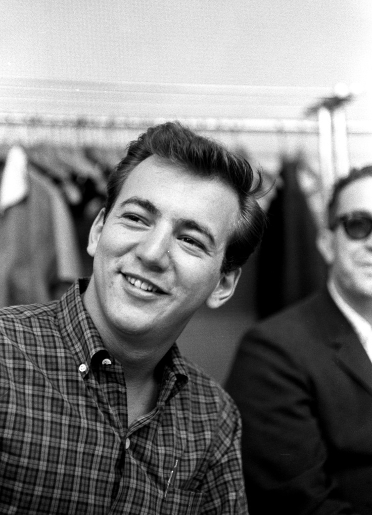 Bobby Darin Black And White And Famous Pinterest