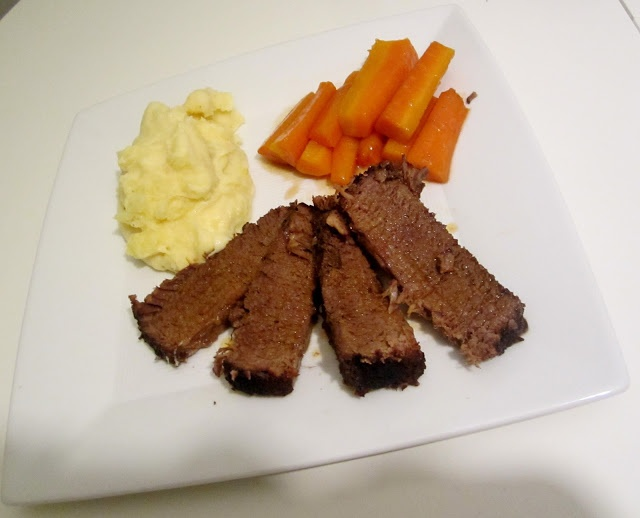 Recipe:Texas Oven-Roasted Beef Brisket | Food | Pinterest