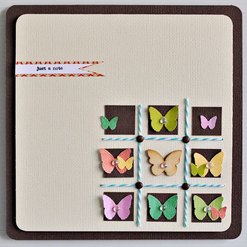grid with butterflies is brilliant