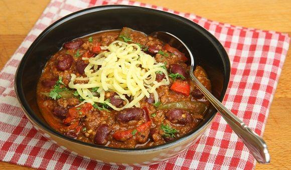 Italian Chili   In the Kitchen   Pinterest
