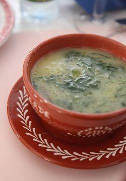 Caldo Verde Soup, Portugal | Portuguese Recipies | Pinterest