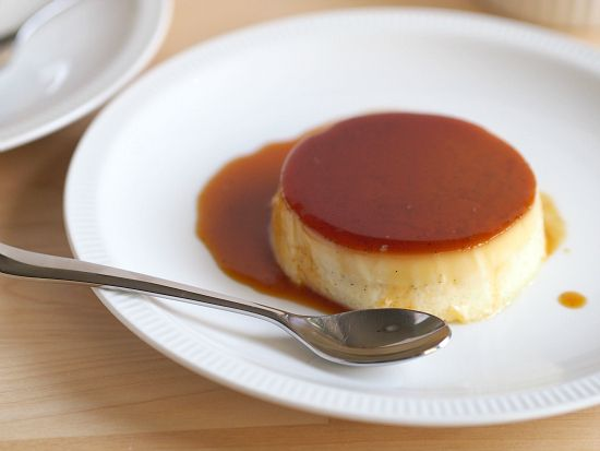 Baked Creation: Vanilla Flan | Food inspiration | Pinterest