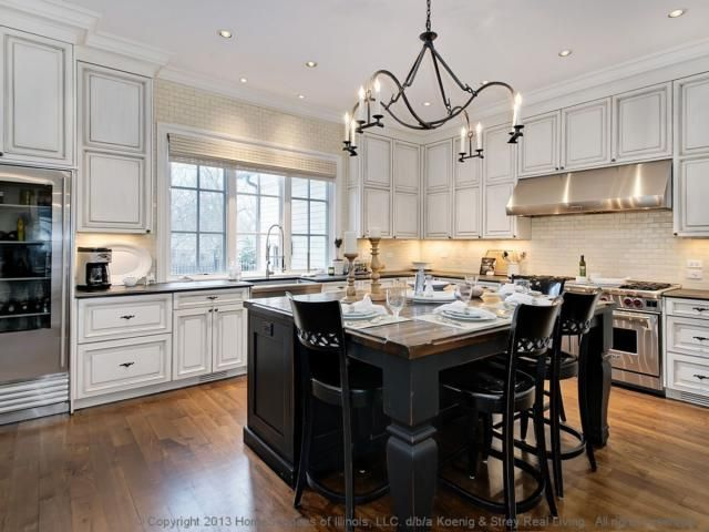 square island table Kitchens