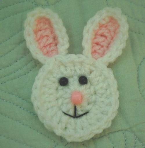 Crochet Patterns Easter Bunny : easter bunny