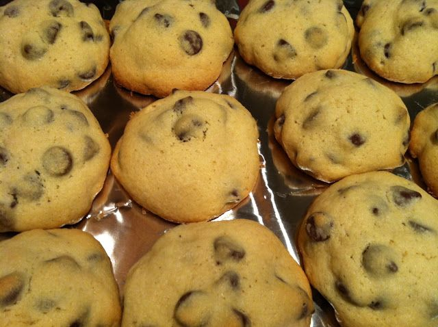 ... . Etting's Recipe Spot: Kosher for Passover Chocolate Chip Cookies